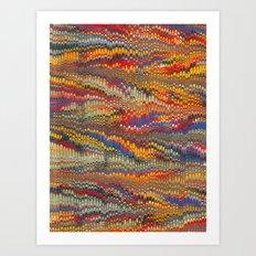 MS #3 Art Print