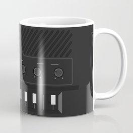 Analog Synth (Monotron) Coffee Mug