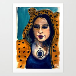 Irmoncinha Art Print