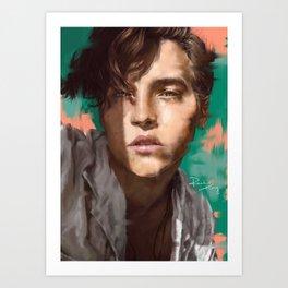 Cole Art Print