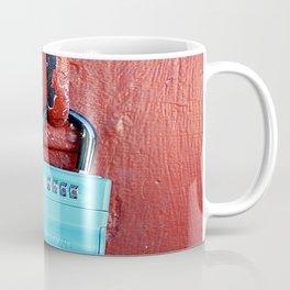 Hugh Keeps Me Hangin On Coffee Mug