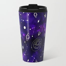 Uranus Neptunus pattern Travel Mug
