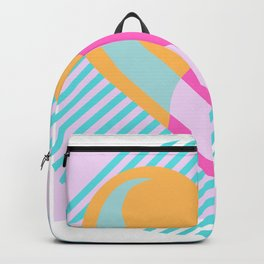Capsule Collection - Pop Art 4 Backpack
