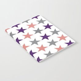 Art Deco Stars Notebook