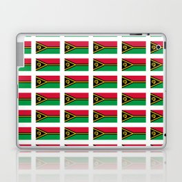Flag of vanuatu -vanuatu,Ni-Vanuatu,Vanuatais,Vanuatuan,port vila. Laptop & iPad Skin