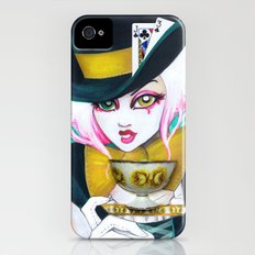 The Mad Hattress Slim Case iPhone (4, 4s)