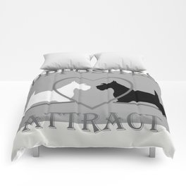 Scotty Dogs  Comforters