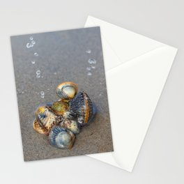 Sea pearls Stationery Cards