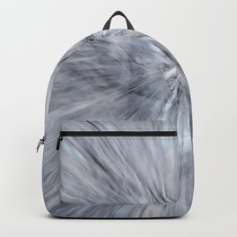 Jumping Snow Leopard Backpack