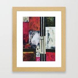BELIEF Framed Art Print