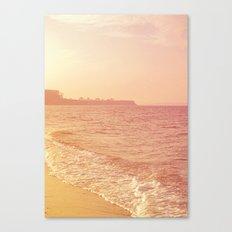 PURE SHORE Canvas Print