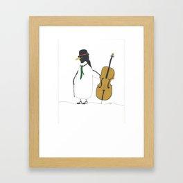 The Base Player Framed Art Print