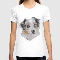 eddie vedder T-shirts featuring Little Eddie by art elastic