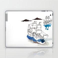 Two Lives Laptop & iPad Skin