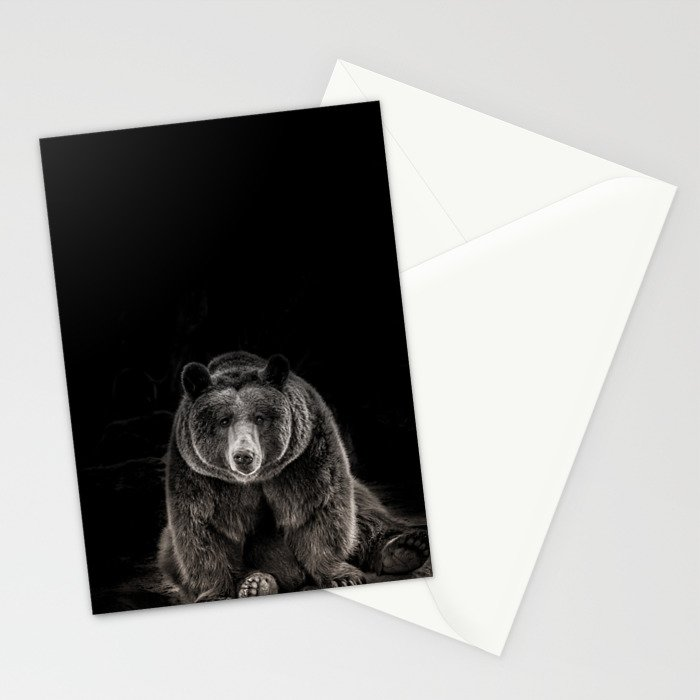 hello bear Stationery Cards