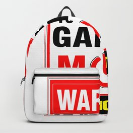 13th Birthday Gamer Boys Girls PC Gaming Backpack