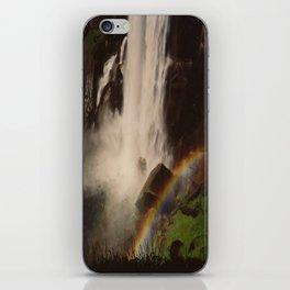 Yosemite Vernal Falls and Rainbow iPhone Skin