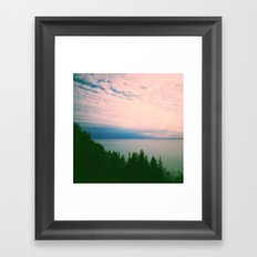 The Colors of My Soul Framed Art Print