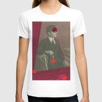 david lynch T-shirts featuring David Lynch by Naomi Vona