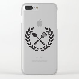 Best Cook Ever Clear iPhone Case