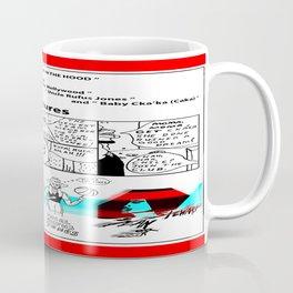 BLACKS IN THE HOOD...strip 39 Coffee Mug