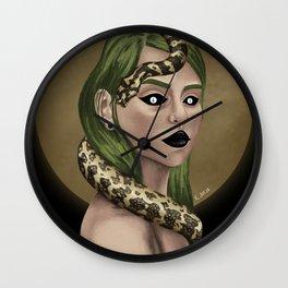 La reina de serpiente Wall Clock