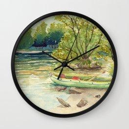 Loch Lomond Wall Clock