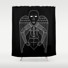 Galvah Shower Curtain