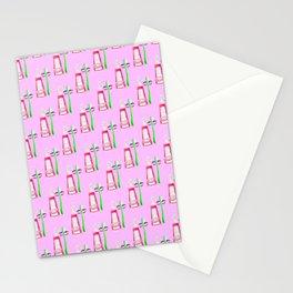 dentist make up Stationery Cards