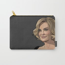 Lady Grey Carry-All Pouch