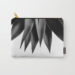Agave fringe - noir Carry-All Pouch