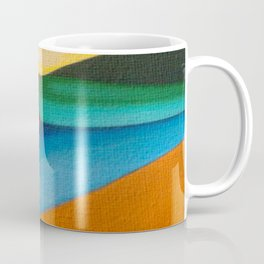 No Meio do Caminho (In The Middle Of The Road) Coffee Mug