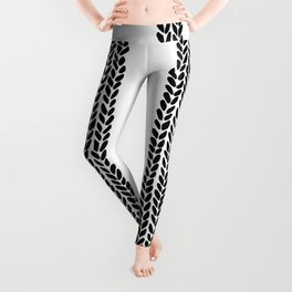 Cable Row Leggings