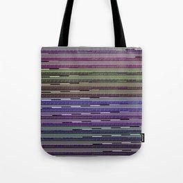 Static VIII [Rainbow Drinker] Tote Bag