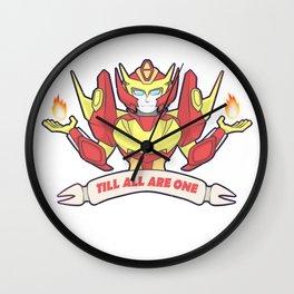 TAAO Wall Clock