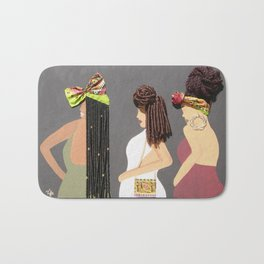 CurlFriends Bath Mat
