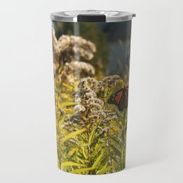Indian Summer in Maine Travel Mug