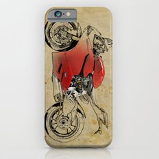 Ducati 1199 Panigale - Original drawing | gift for men and bikers iPhone 6 Slim Case