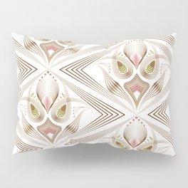 """Art Deco 39. """" Flo  """". Pillow Sham"""