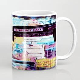 Emergency Exit Coffee Mug