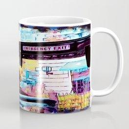 Emergency Exit Coffee Mug