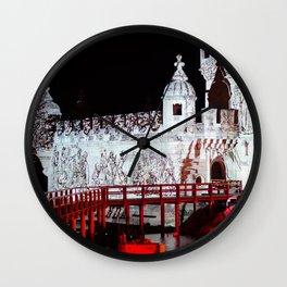Belém Tower Lisbon Portugal Wall Clock