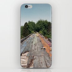 Rainbow Bridge iPhone & iPod Skin