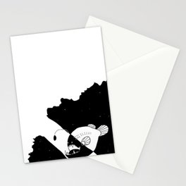 Hanklerfish  Stationery Cards