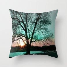 :: There's Always Tomorrow :: Throw Pillow