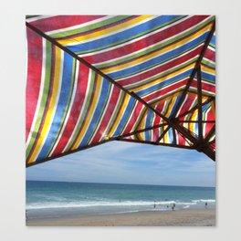 Beach Trip Canvas Print
