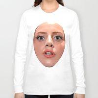 artpop Long Sleeve T-shirts featuring ARTPOP  by Alli Vanes