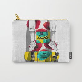 Skater Boy Carry-All Pouch