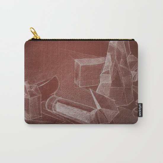 geometric nature Carry-All Pouch