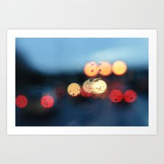 2007 -  Highway Dreams (High Res) Art Print